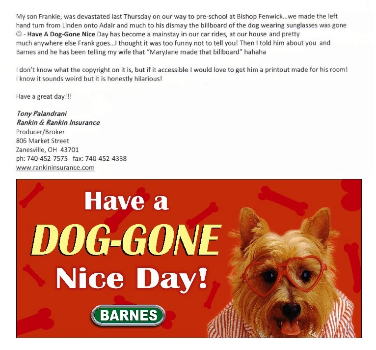 Barnes Dog-Gone Review